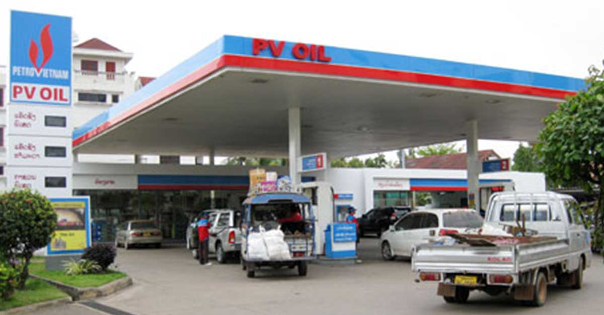 Lao Fuel Price Increases in 2017