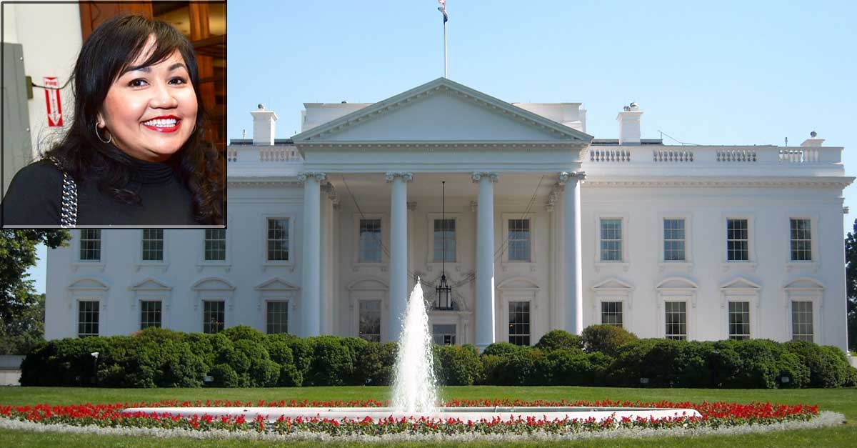 Laotian-American Chosen to Decorate White House