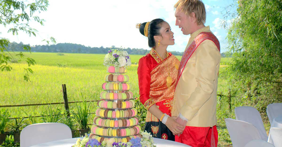 Lao Foreign Marriage