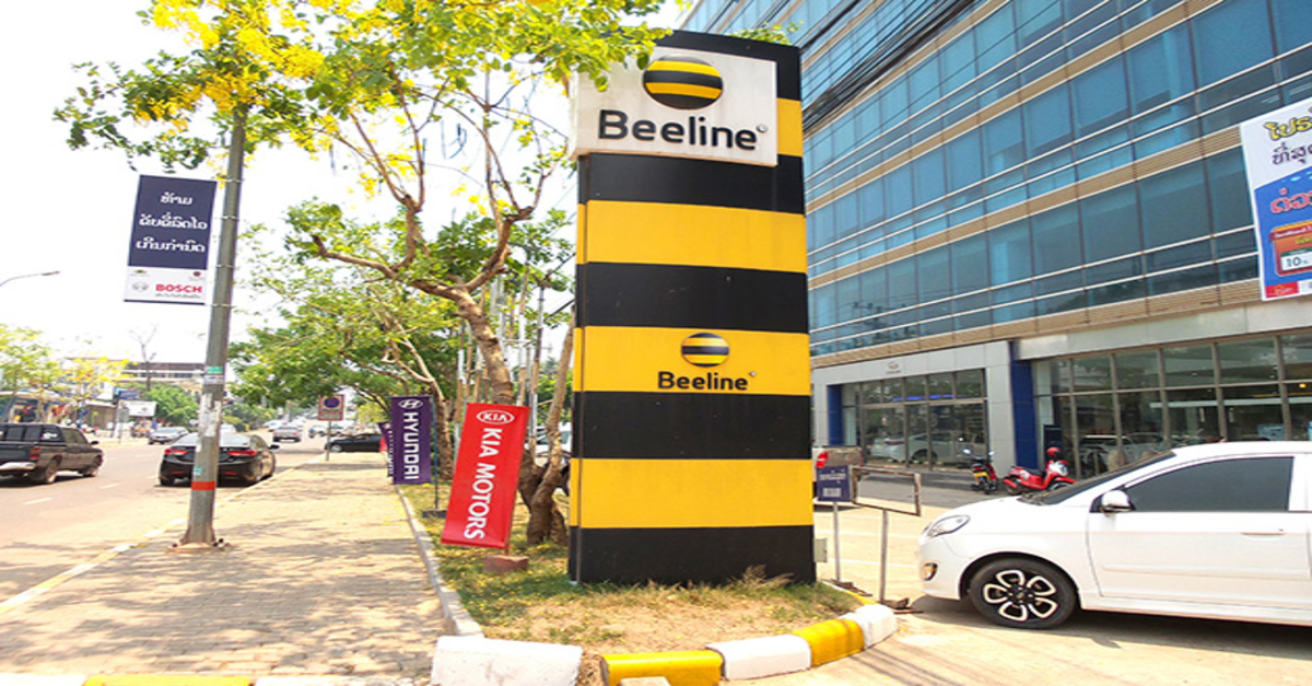 Government of Laos Buys Beeline