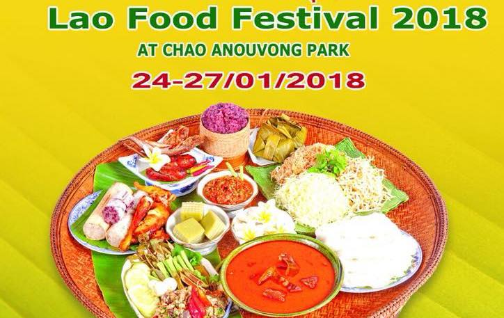 13th Annual Lao Food Festival