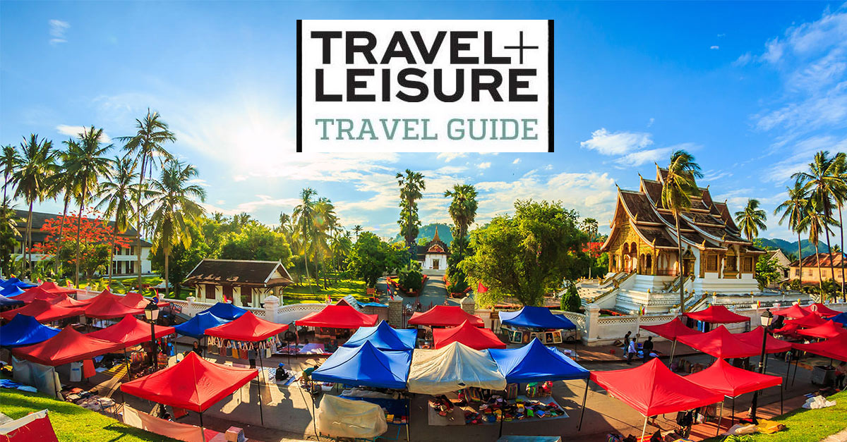 Laos Featured on Time and Leisure's 50 Best Places to Travel in 2018