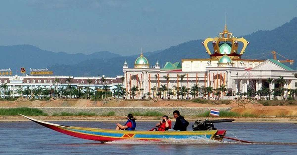 Kings Romans Casino Laos
