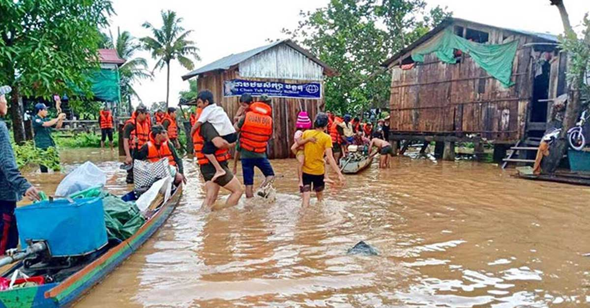 stung treng cambodia affected by lao damcollapse
