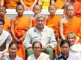 Five Hollywood Stars Who Have Visited Laos