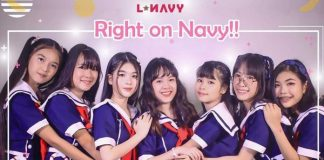 Lao J-Pop Girl Group LaoNavy Performs in Japan