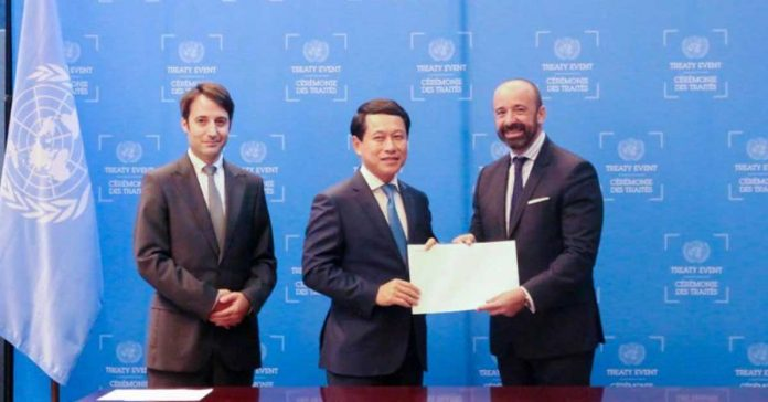 Laos Becomes Party to UN Trade, Nuclear Treaties