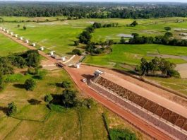 Laos, China Commence Power Grid Project for China-Laos railway