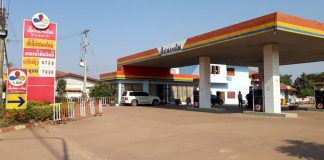 Laos to Tighten Regulations on Gas Stations