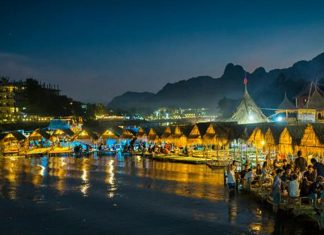 Vang Vieng Moves Closer to Becoming Laos's Official Tourism Town