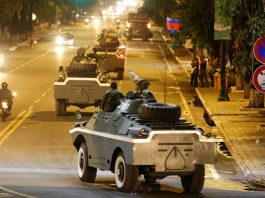 Laos Gives Official Statement on Cambodian Border Tension