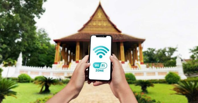 Laos Among Remote Countries with Best Internet