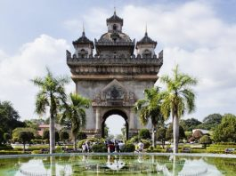Booking.com Japan Names Vientiane as Best City for Walking Tour