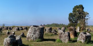 Laos' Plain of Jars Becomes UNESCO World Heritage Site