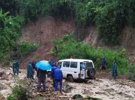 Seven Missing in Houaphanh after Tropical Storm Wipha