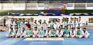 S Korea, Laos Team up to Develop Taekwondo