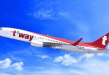 T'way Air to Launch New Route between Korean city Daegu and Vientiane