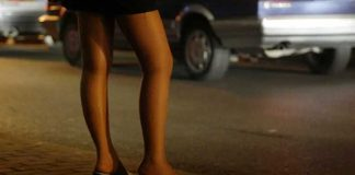 Women from Laos arrested for prostitution in Thailand