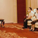DPM meets with Lao Hotel and Restaurant Association to Discuss Lockdown Situation