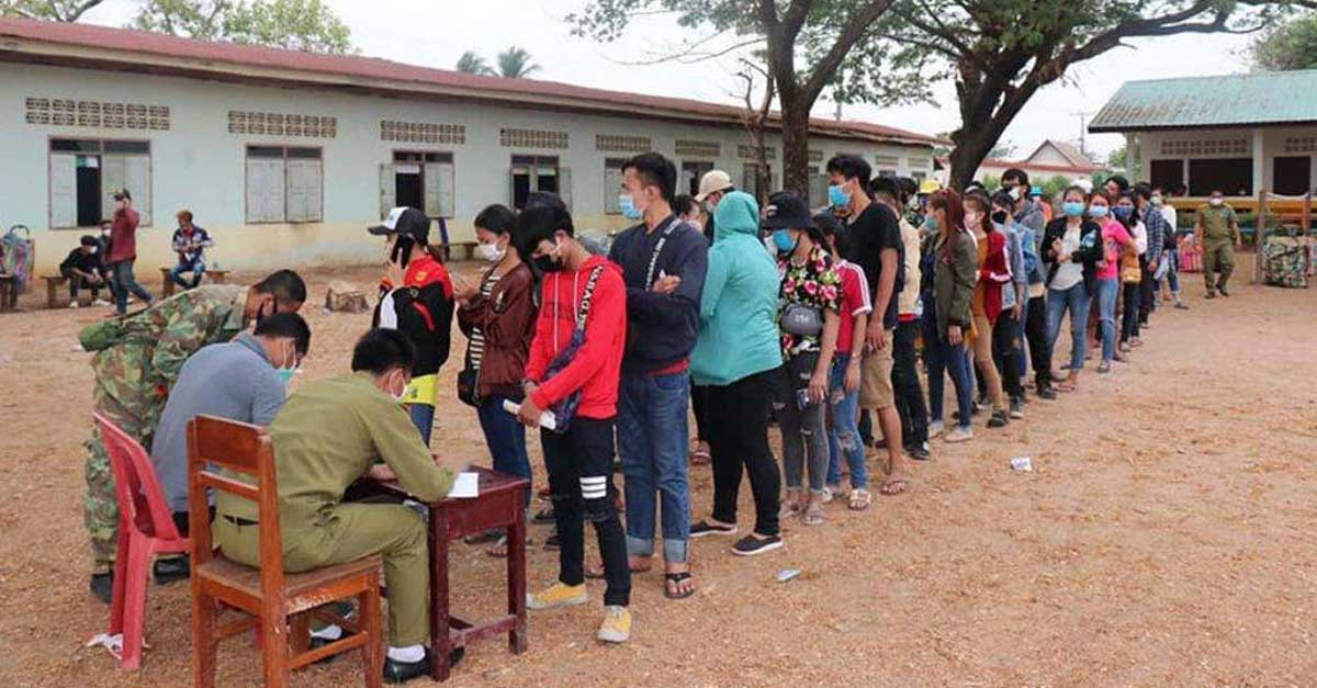 Lao government mulls unemployment package