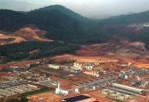 Sepon Gold Mine Operation in Laos