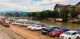 Vang Vieng Clamps Down on Noisy Visitors (Photo: Beautiful Vang Vieng Facebook Page)
