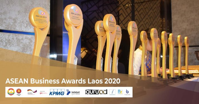 ASEAN Business Awards Laos 2020 Open for Applications