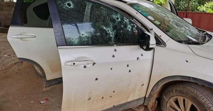 Chinese Shooting Leaves 4 Dead in Bokeo