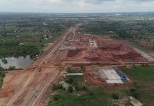 Construction Begins on Vientiane Station along Laos-China Railway