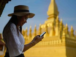 Digital Report for Laos on Social Media Internet and Mobile Released