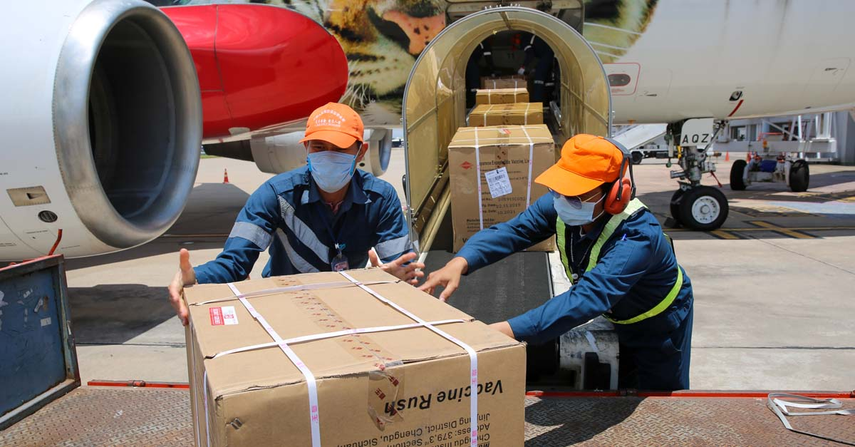 WFP Humanitarian Aid Packages