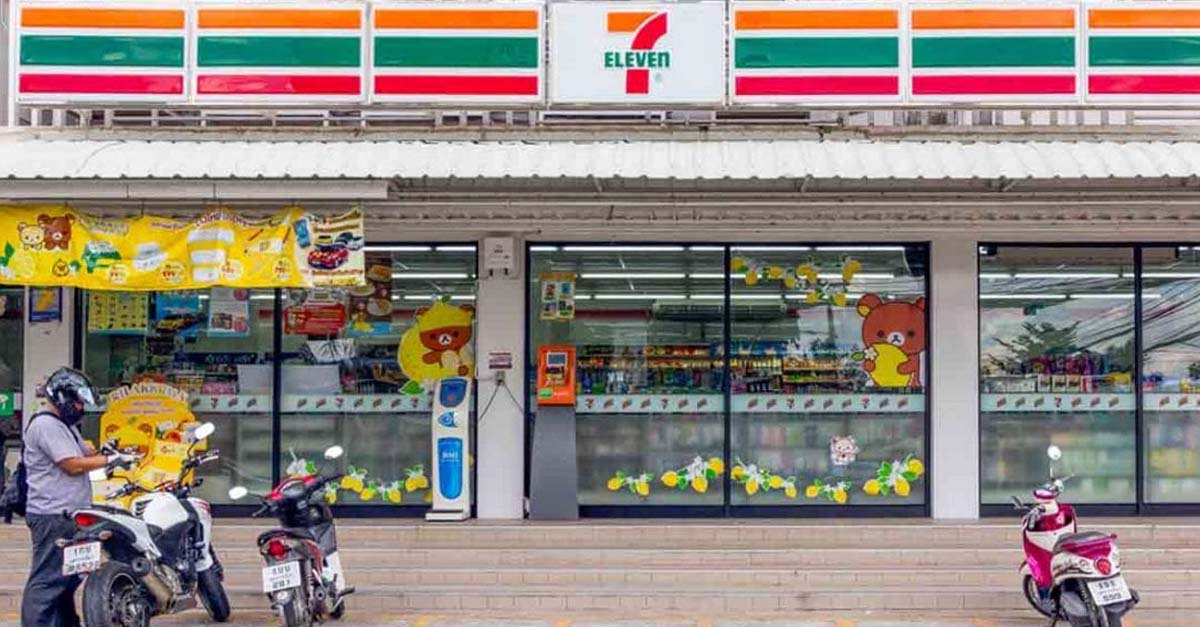 7-Eleven to Enter Laos by 2022