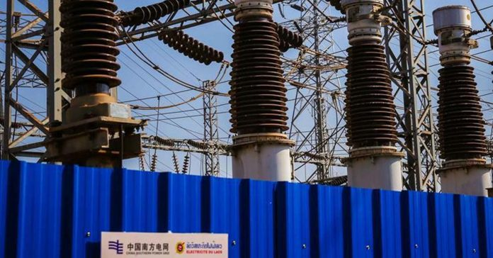 Laos and China form new power grid venture
