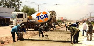 Tanmixay to Sikeut Road Nearing Completion