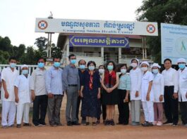 Lao People Seek Medical Treatment in Nearby Cambodia (Photo: Khmer Times)