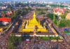 That Luang Festival (Photo: Alan Liu)