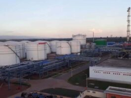 First oil refinery built in Laos
