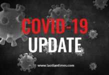 Covid-19 update in Laos