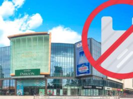 Vientiane Markets and Malls to Reduce Plastic