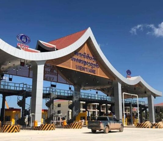 Vientiane to Vang Vieng Expressway to Open End of 2020