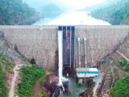 Laos to Inspect Hydropower Dams Every 5 Years (Photo Ngam Ngiep 1)