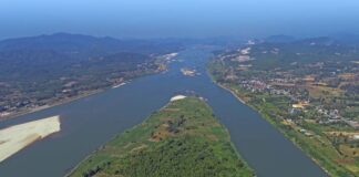 The Mekong River near Vientiane Capital (Photo: MRC)