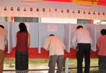 Candidate disqualified for elections in Laos