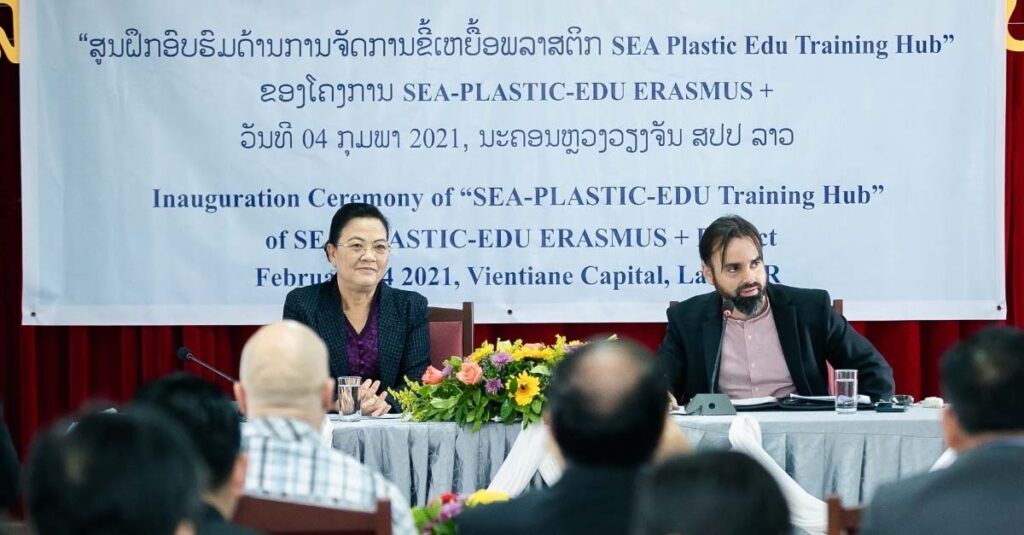 SEA-Plastic-EDU Erasmus+