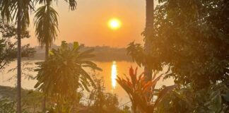 Warmer weather forecast for Laos this week