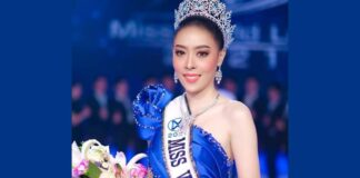 Miss World Laos Surrenders Crown