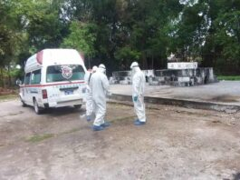 Laos confirms first death from Covid-19