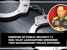 Minister of Public Security Dismisses Two Savannahet Police Officers