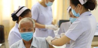Laos to vaccinate elderly with Sinopharm
