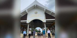 Four Cambodians returned to Cambodia after entering Laos illegally